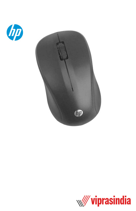 Wireless Mouse HP S500  (Black)