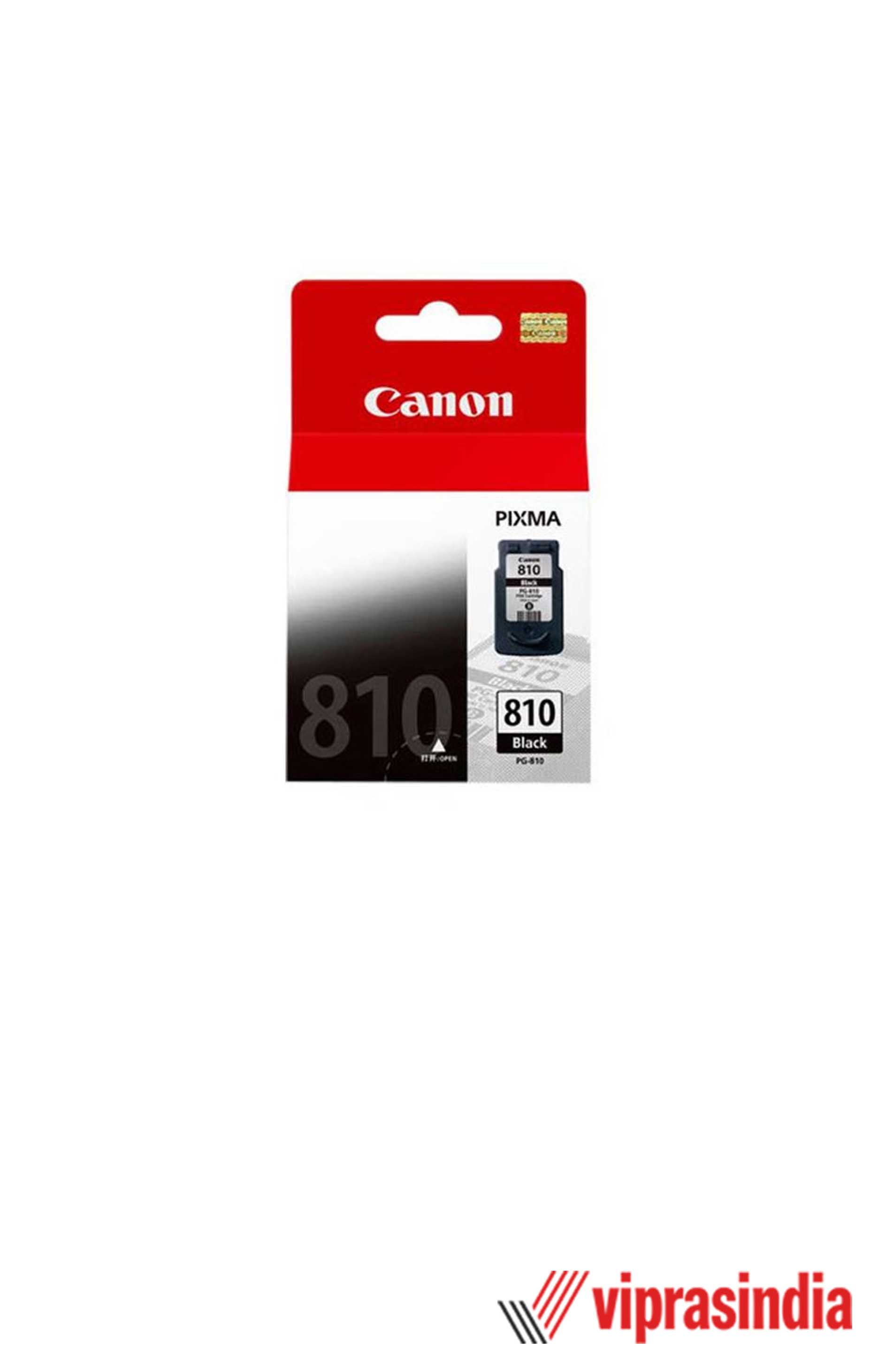 Cartridge canon pixma 810 black PG 810