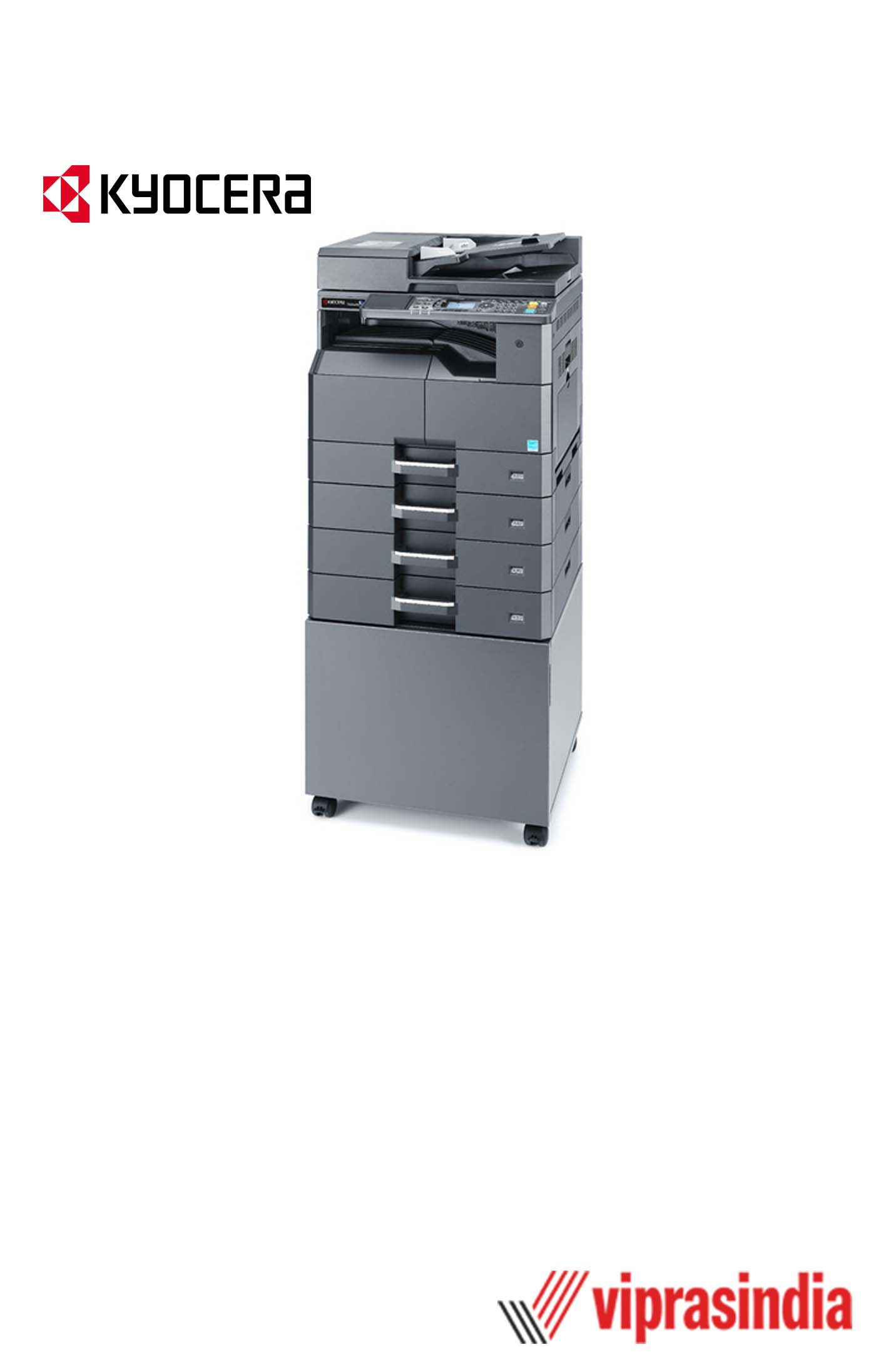 Printer Taskalfa Kyocera with Duplex, Network 2201