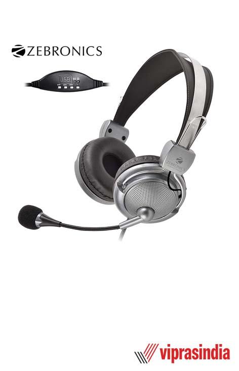 USB Headphones Zebronics  ZEB-SUPREME