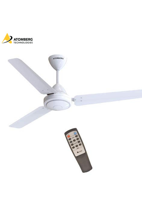 Atomberg Efficio 1200 mm BLDC Ceiling Fan with Remote - White