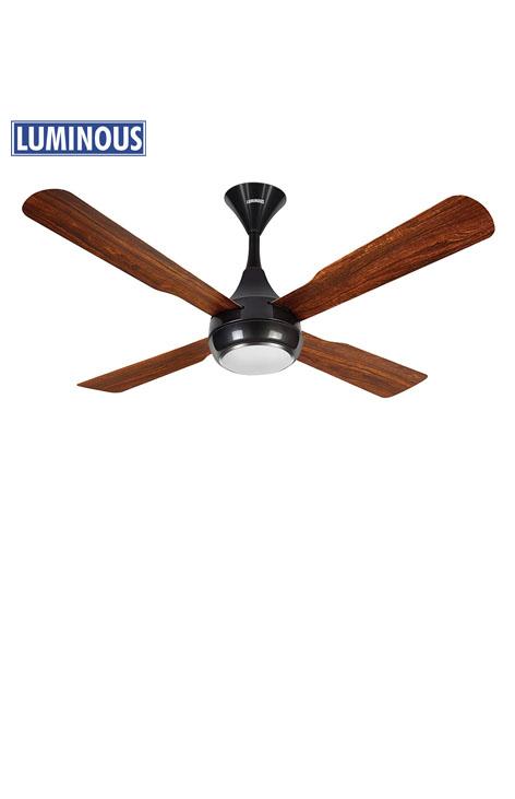 Ceiling Fan Luminous Aspiration Lite Air 1200mm (Multicolour)