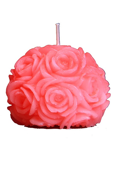 Candle Rose Ball
