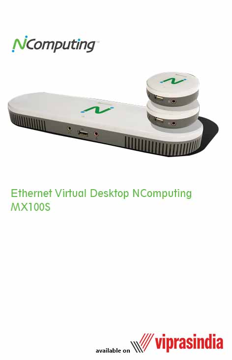 Ethernet Virtual Desktop NComputing MX100S