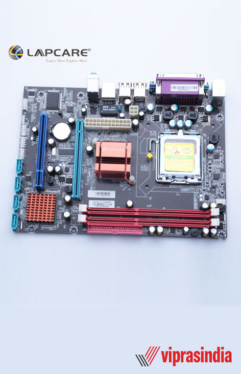 Motherboard Lapcare LMB G41  Chipset