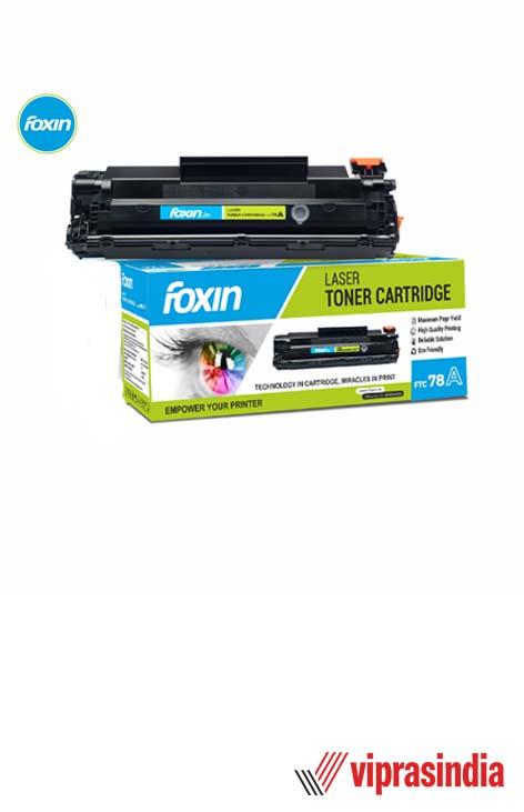 Toner Cartridge Foxin FTC-78A