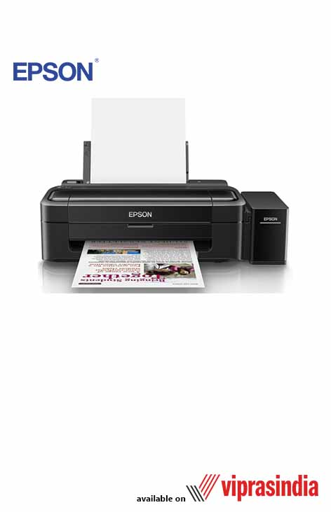 Printer Epson Single Function Ink Tank Colour Printer L130