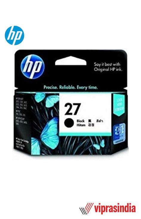 Cartridge HP 27 Black Ink C8727AA