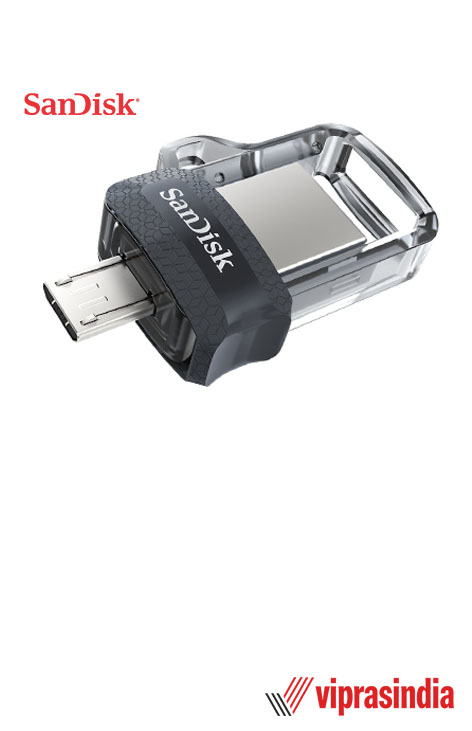 Pen Drive Sandisk Dual Drive m3.0 128GB