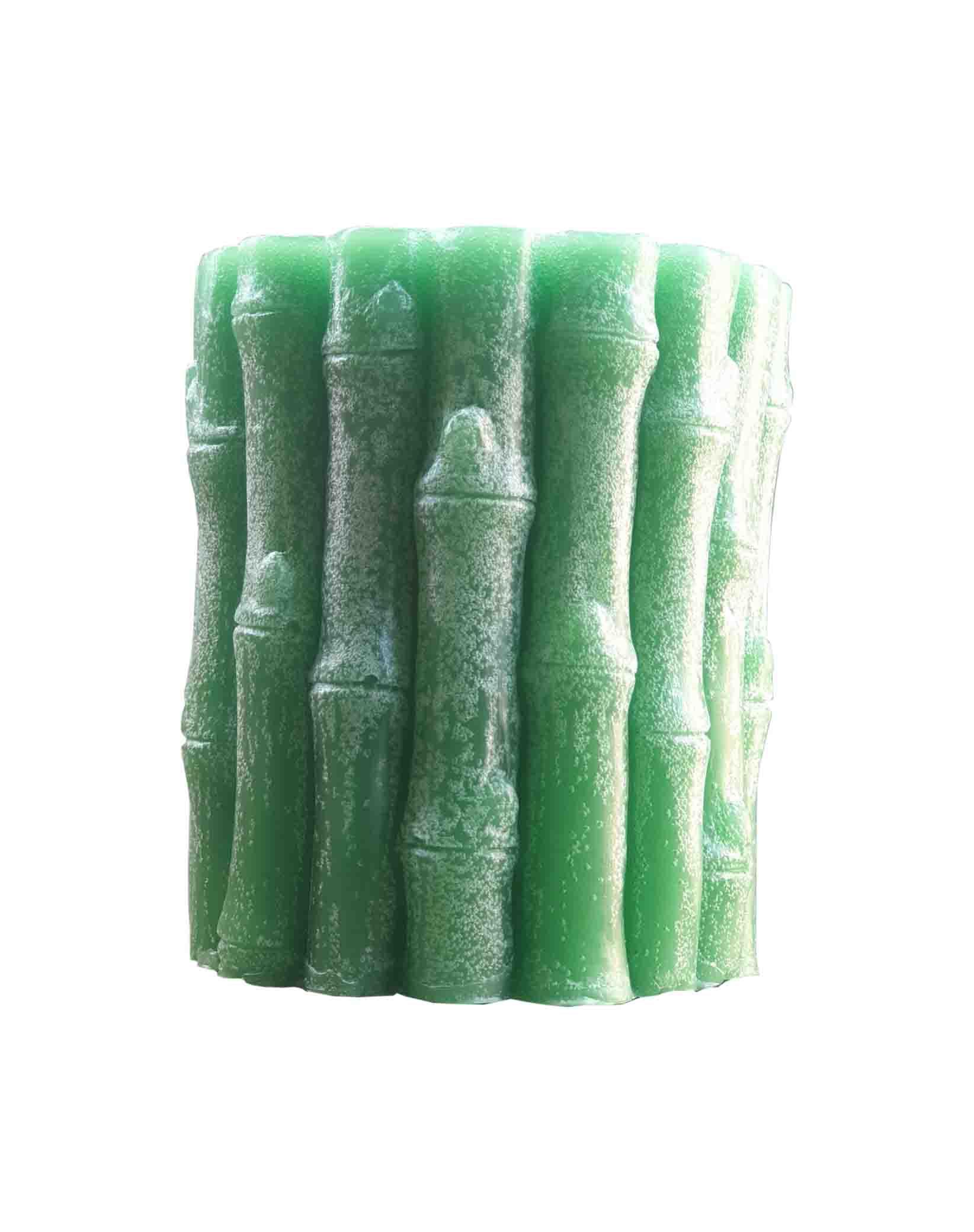 Candle Bamboo Pillar