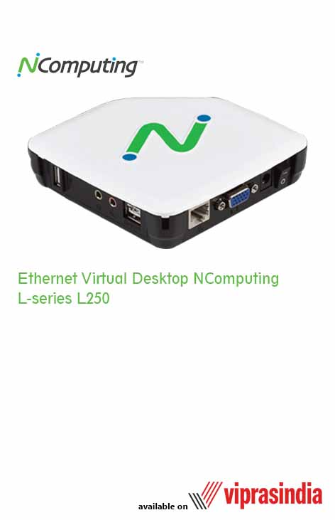 Ethernet Virtual Desktop NComputing L-series L250