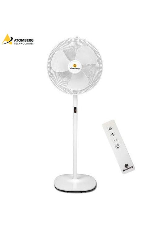 Atomberg Efficio+ 400mm Pedestal Fan with Remote Control