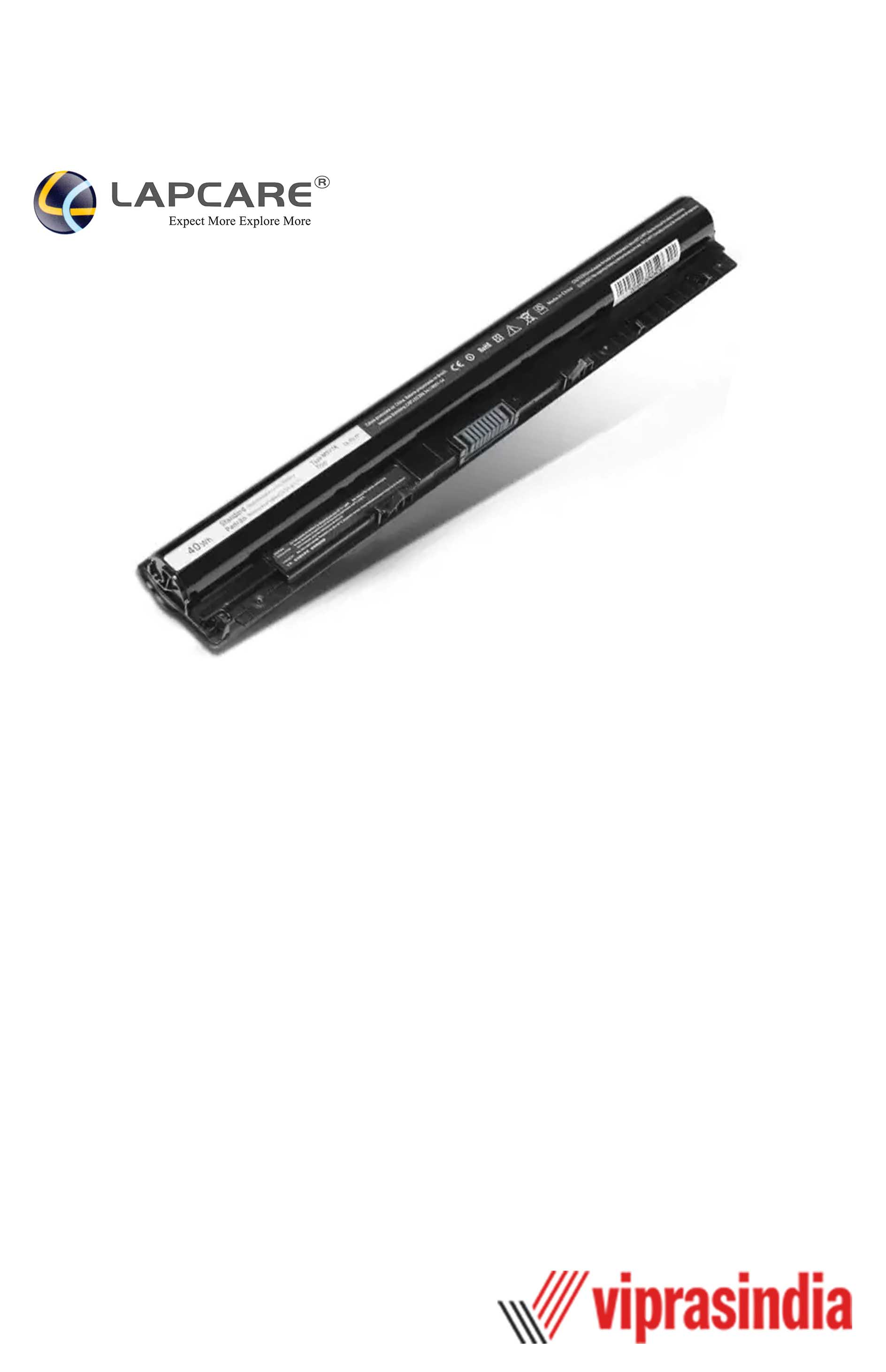 Laptop Battery Lapcare Compatible For Dell 3451