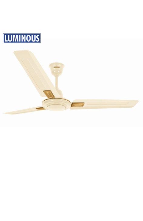 Ceiling Fan Luminous Rapid 1400mm (Pearl Cream)