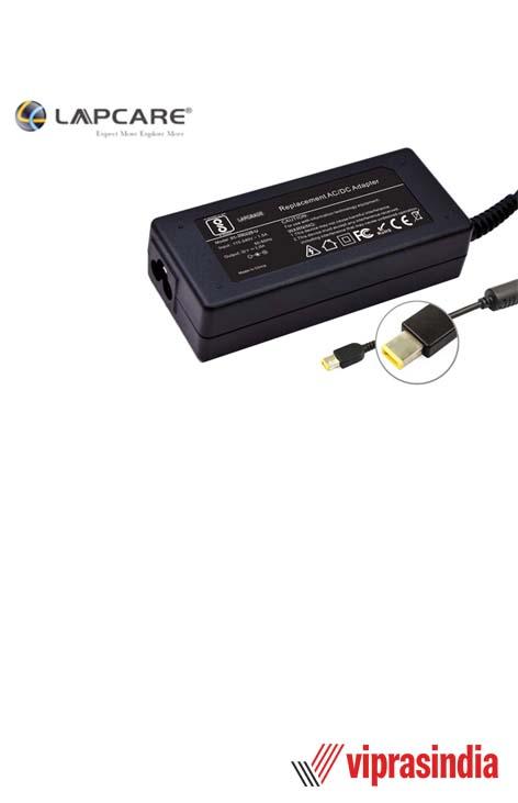 Laptop Power Adapter Lapcare 20V 2.25A USB