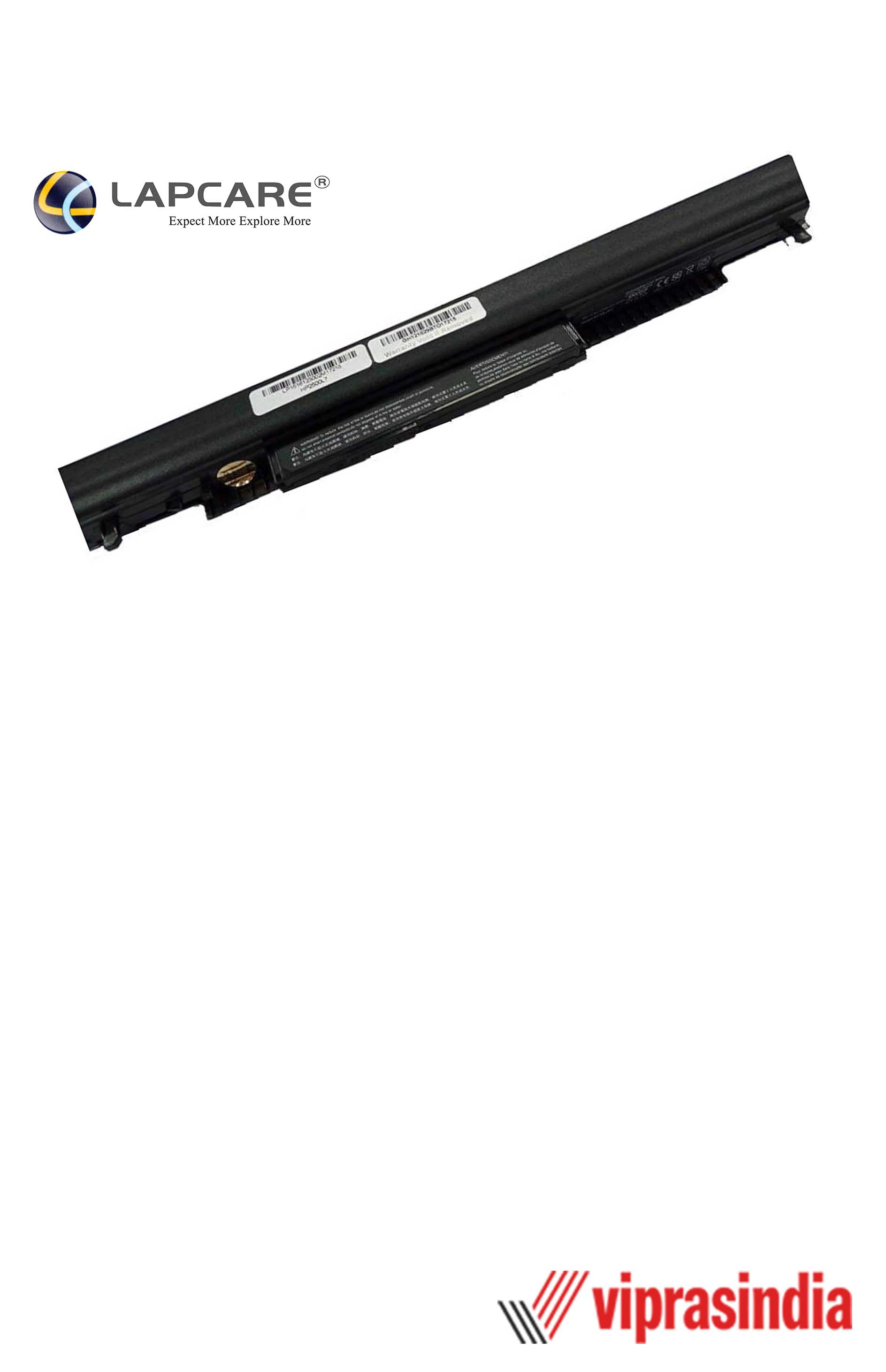 Laptop Battery Lapcare Compatible For HP HS04 4C