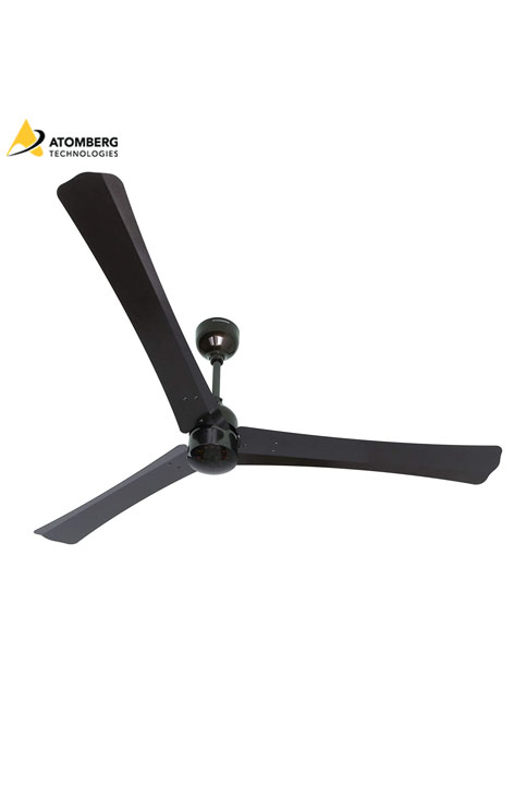 Atomberg Renesa+ 1400 mm BLDC Ceiling Fan with Remote - Earth Brown
