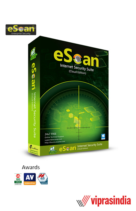 Internet Security Suite eScan 1 PC 1 Year