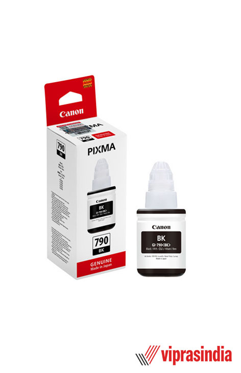 Ink Bottle Canon Pixma 790 135 ml Black